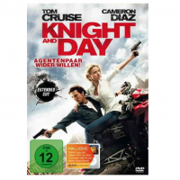 Knight and Day Extended Cut DVD Version incl. Digital Copy